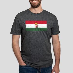 Flag of Hungary - Magyarország z&#225 T-Shirt