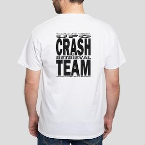 C & R Team White T-Shirt