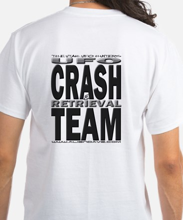 C & R Team White T-Shirt