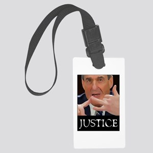 Justice Robert Mueller Large Luggage Tag