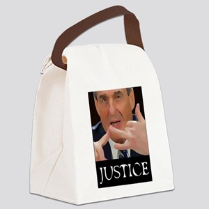 JUSTICE Robert Mueller Canvas Lunch Bag