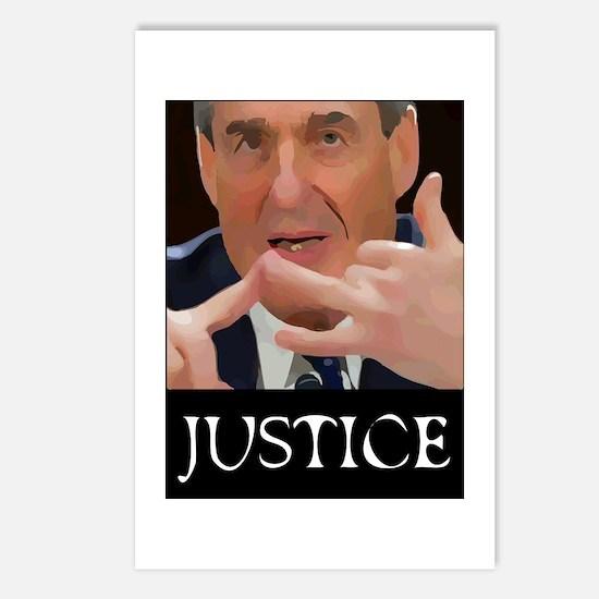 Justice Robert Mueller Postcards (package Of 8)