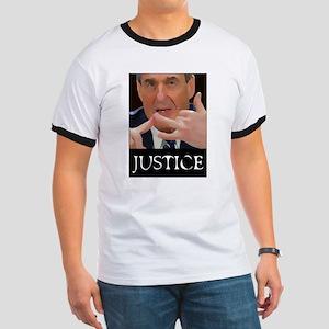JUSTICE Robert Mueller T-Shirt