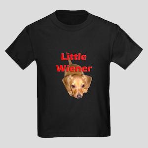 Little Wiener Kids Dark T-Shirt