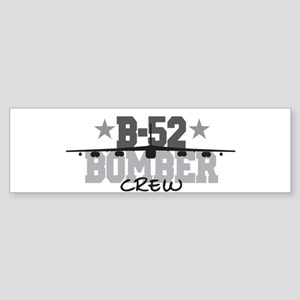 B-52 Aviation Crew Bumper Sticker