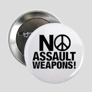 """Ban Assault Weapons 2.25"""" Button"""