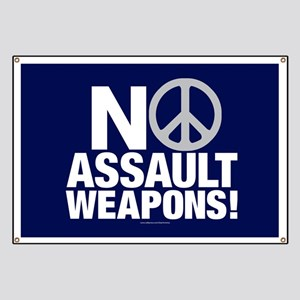 Ban Assault Weapons Banner
