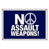 Assault weapons Banners