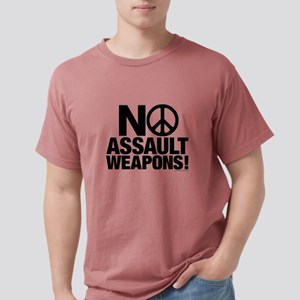 Ban Assault Weapons Mens Comfort Colors T-Shirt
