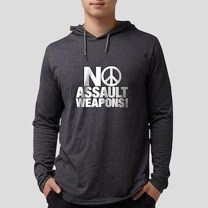 Ban Assault Weapons Hoodie Long Sleeve T-Shirt