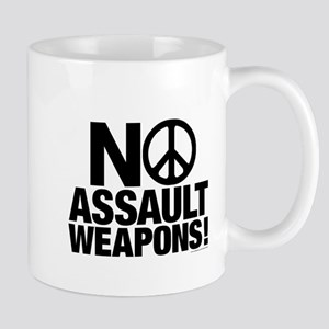 Ban Assault Weapons 11 Oz. Mugs