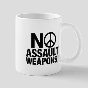 Ban Assault Weapons 11 Oz. Mugs