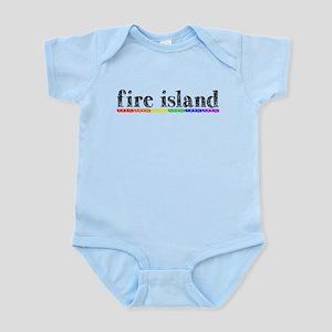 Fire Island Baby Light Bodysuit