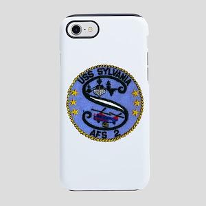 USS SYLVANIA iPhone 8/7 Tough Case