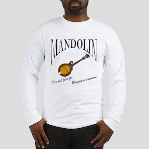 F Mando 'Grass Long Sleeve T-Shirt