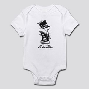 Agatha Christie Infant Bodysuit