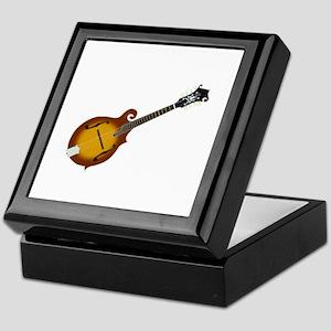 Just Mandolin Keepsake Box
