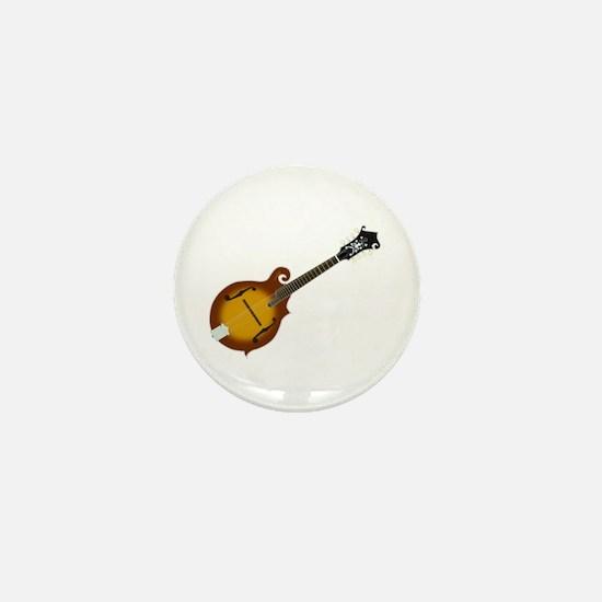 Just Mandolin Mini Button