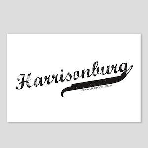 Harrisonburg Postcards (Package of 8)