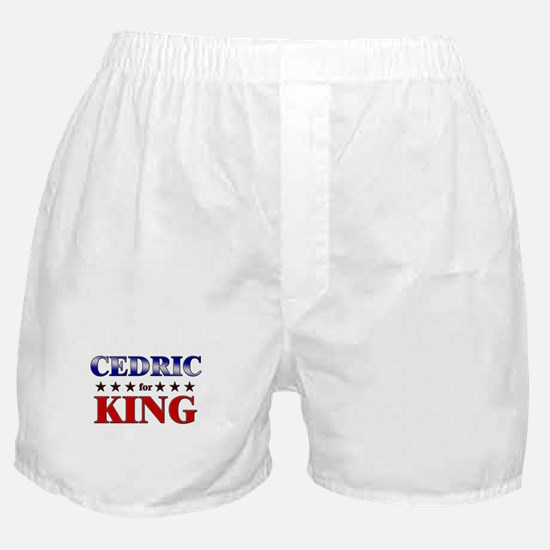 CEDRIC for king Boxer Shorts
