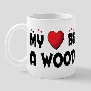 Belongs To A Woodcarver Mug