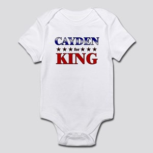 CAYDEN for king Infant Bodysuit