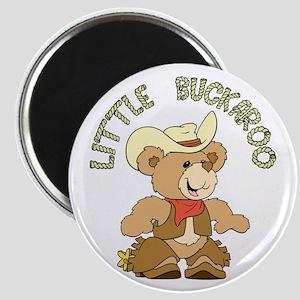 Little Buckaroo Bear Magnet
