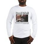 2GIRLS1CUP GRANDMA! Long Sleeve T-Shirt