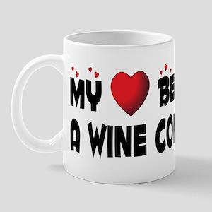 Belongs To A Wine Connoisseur Mug