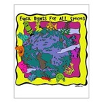 Equal Rights for All Small Poster