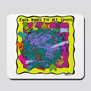 Equal Rights for All Mousepad