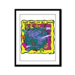 Equal Rights for All Framed Panel Print