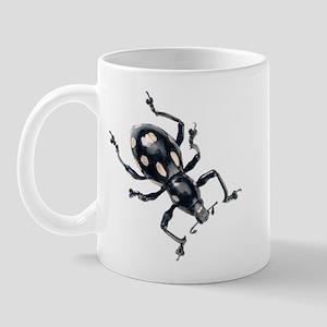 Spotted Beetle Mug