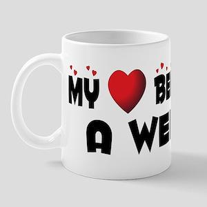 Belongs To A Welder Mug