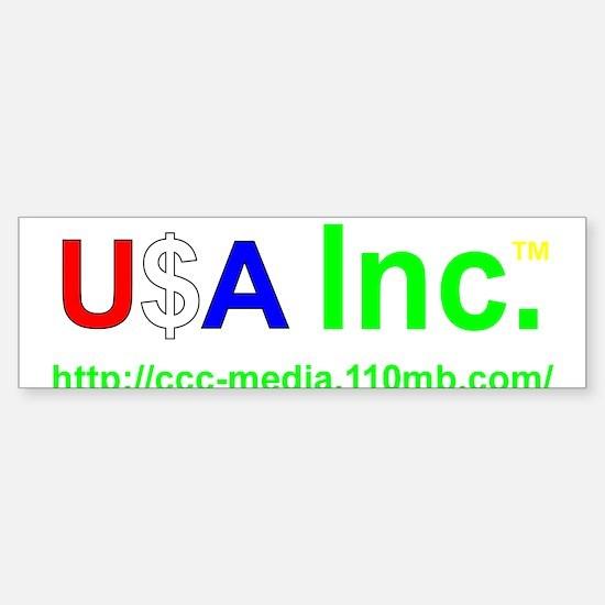 CCC-Media Bumper Car Car Sticker