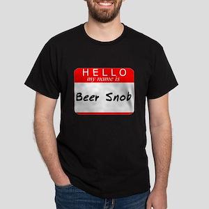 Beer Snob Dark T-Shirt