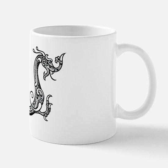 Scythian Dragon Mug