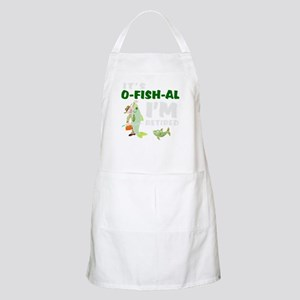 Funny retirement Light Apron