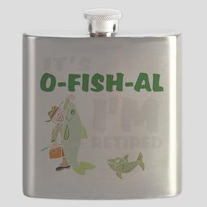 Funny retirement Flask