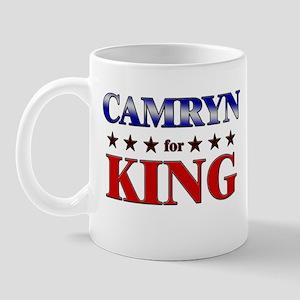 CAMRYN for king Mug