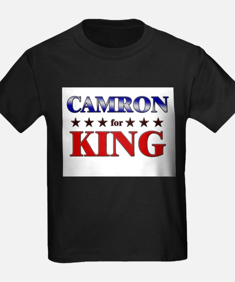 CAMRON for king T