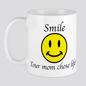 Smile Jesus 11 oz Ceramic Mug