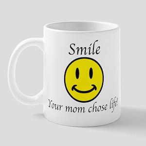Smile life Mug