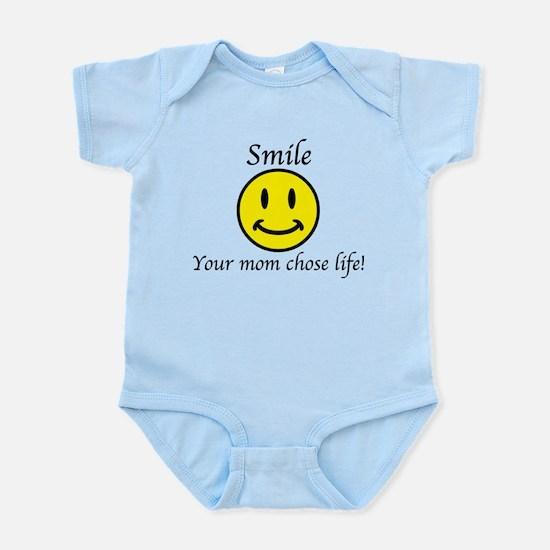 Smile life Infant Bodysuit
