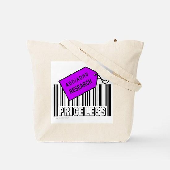 HYDROCEPHALUS CAUSE Tote Bag