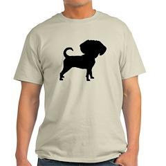 Funny Cute Puggle T-Shirt