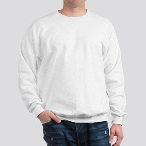 WeCallBS-white-helv-neu Sweatshirt