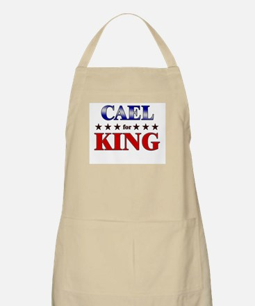 CAEL for king BBQ Apron