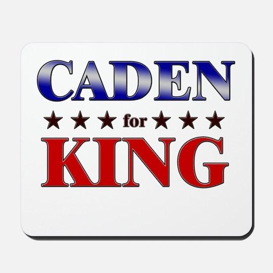 CADEN for king Mousepad