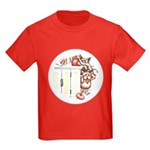 Cookie Lover Kids Dark T-Shirt